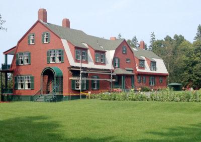 Roosevelt's Cottage